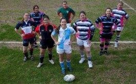 Clinica abierta de Rugby Femenino