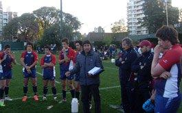 Formaciones de Buenos Aires en Menores de 18 y 19 para el partido con Rosario