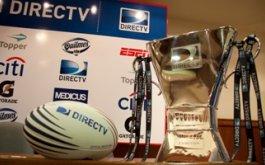 Lanzamiento de las finales del URBA Top 14 Copa DIRECTV presentada por Claro