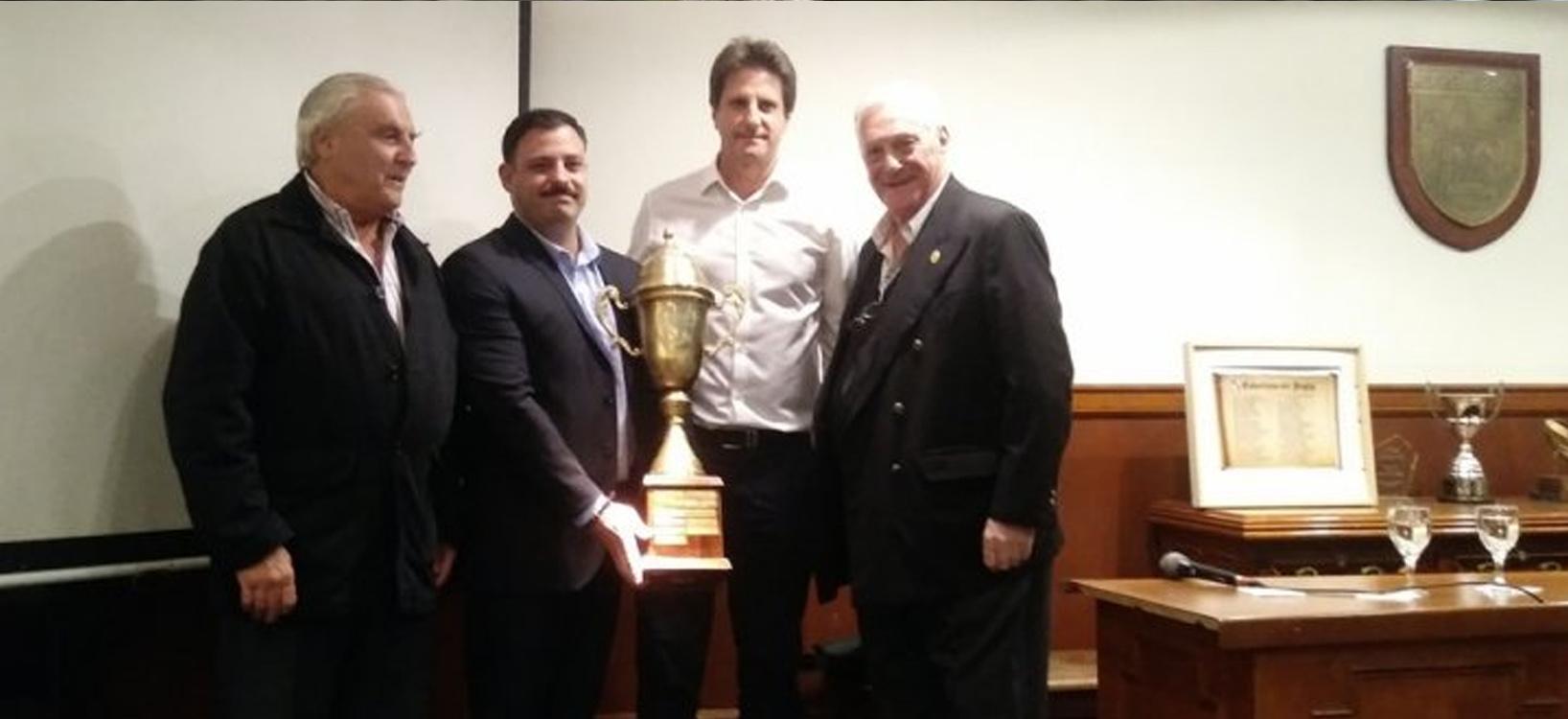 Medalla al Caballero y Copa Espiritu del Rugby