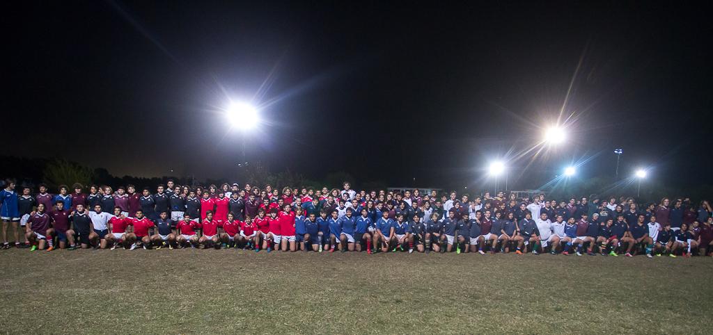 Jugadores M16 convocados para los Centros de Rugby 2019-2020