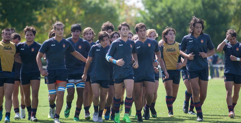 Buenos Aires M19 disputó un amistoso internacional ante Uruguay M20