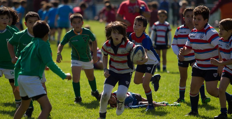 Nines a Side Rugby Infantil 2019
