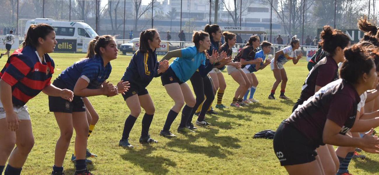 Segundo Campus de Rugby Femenino URBA, este domingo en La Plata RC