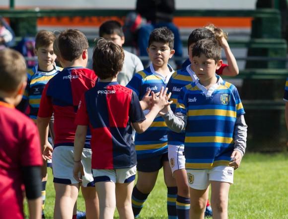 Nine a Side Rugby Infantil 2019