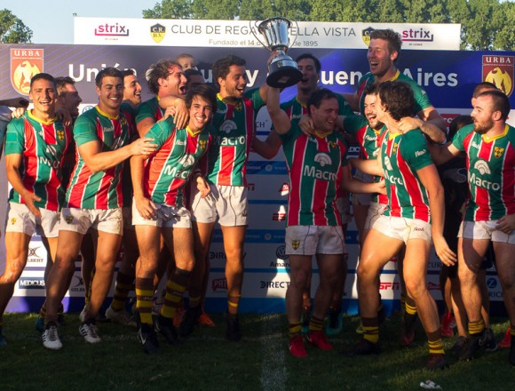 Belgrano campeón del Seven de la URBA