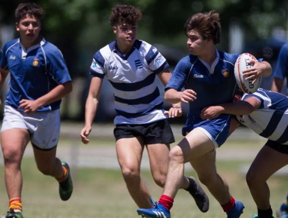 Amistosos de Selecciones URBA y de Intracentros de Rugby