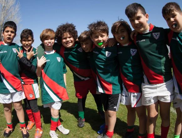 Curso de Rugby Infantil URBA ZURICH 2020