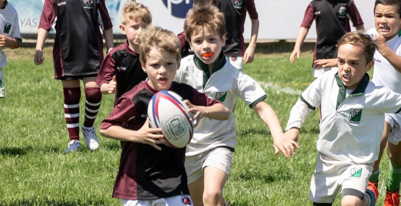 Reglamento Nacional de Rugby Infantil 2020