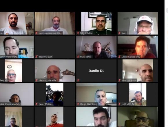 Capacitación virtual sobre «Defensa» para Head Coaches