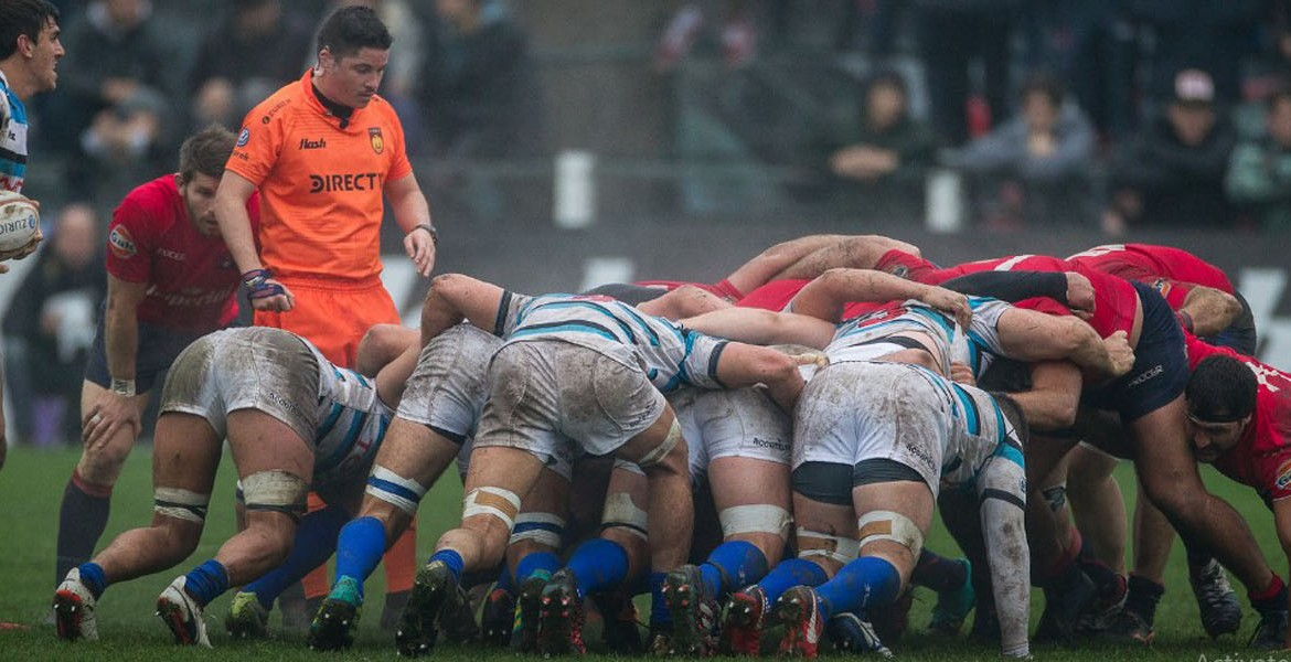 Capacitaciones URBA-UAR sobre scrum y line out