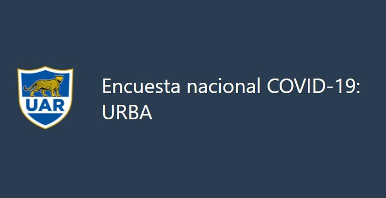 ENCUESTA NACIONAL – COVID 19 URBA