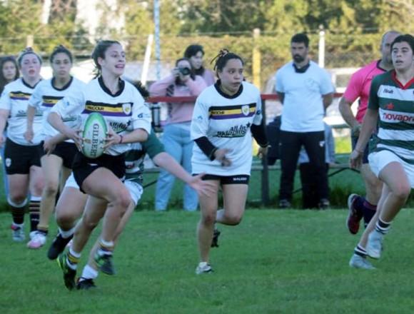 Resultados de la 4a fecha del torneo de Rugby Femenino de la URBA