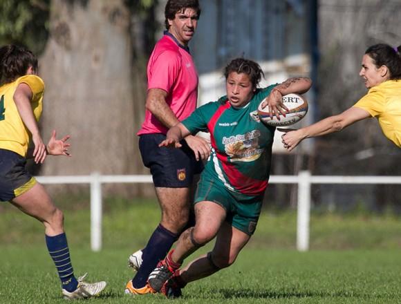 Resultados de la 5a fecha del torneo de Rugby Femenino de la URBA