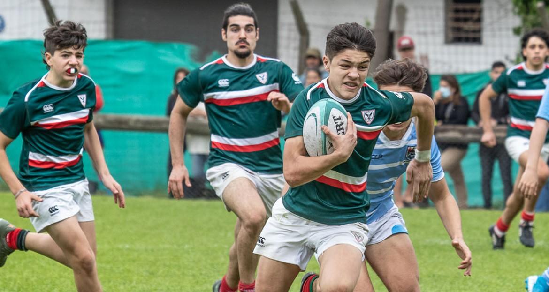 Fixtures 2da rueda de las divisiones juveniles de la URBA